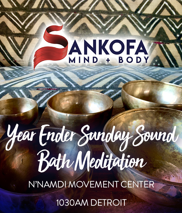 Year Ender Sound Bath Meditation