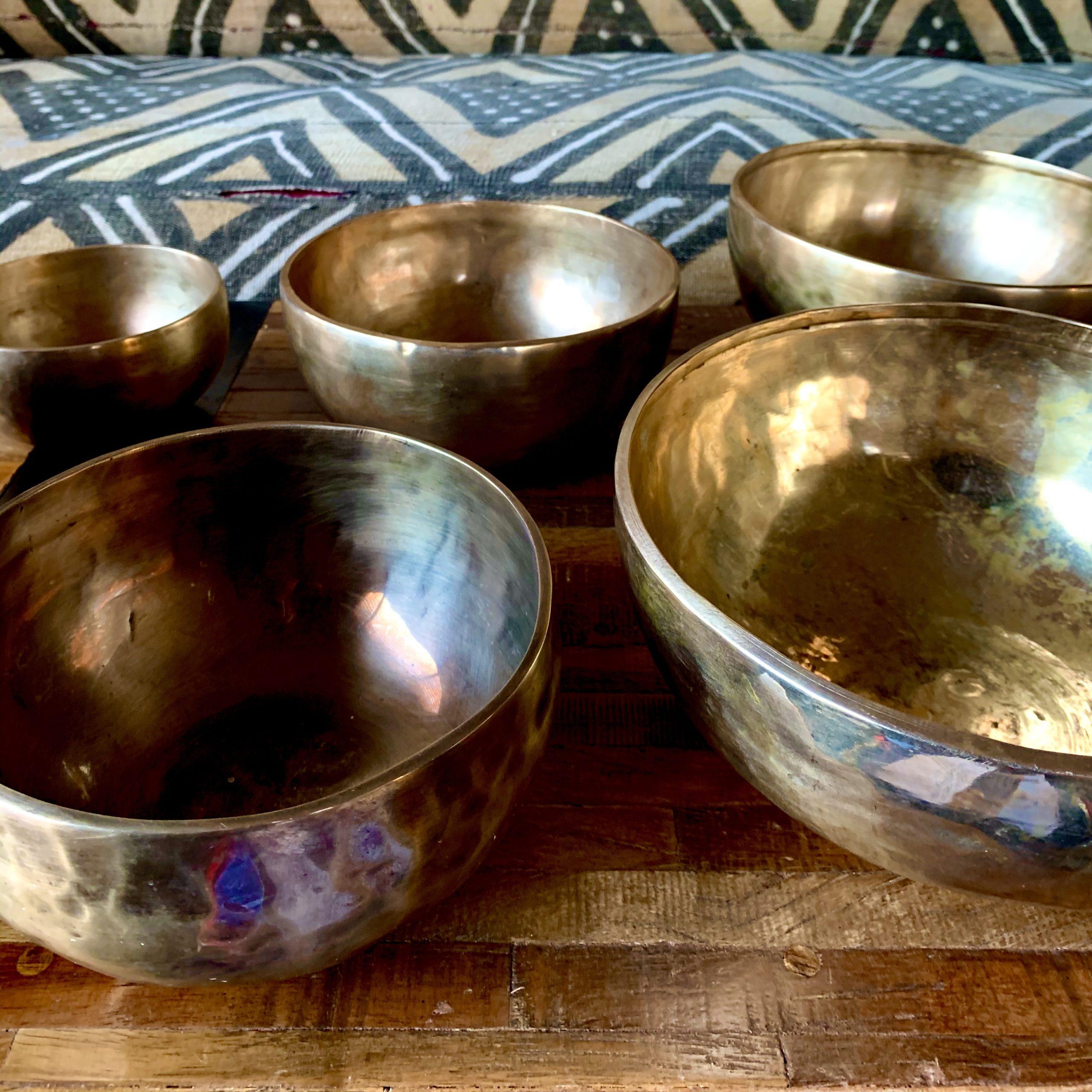 Awesomeness of Tibetan Bowls
