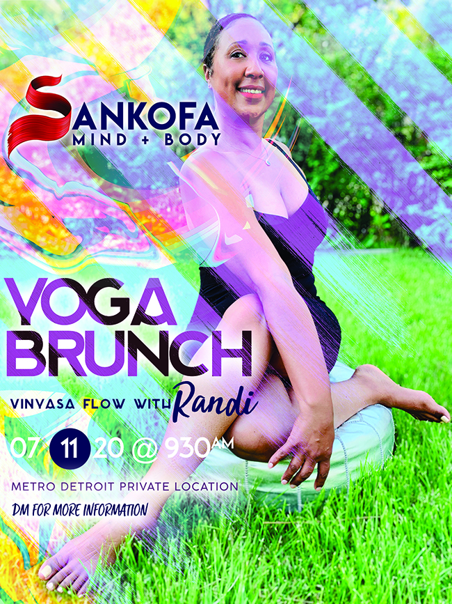 Return of the Yoga Brunch