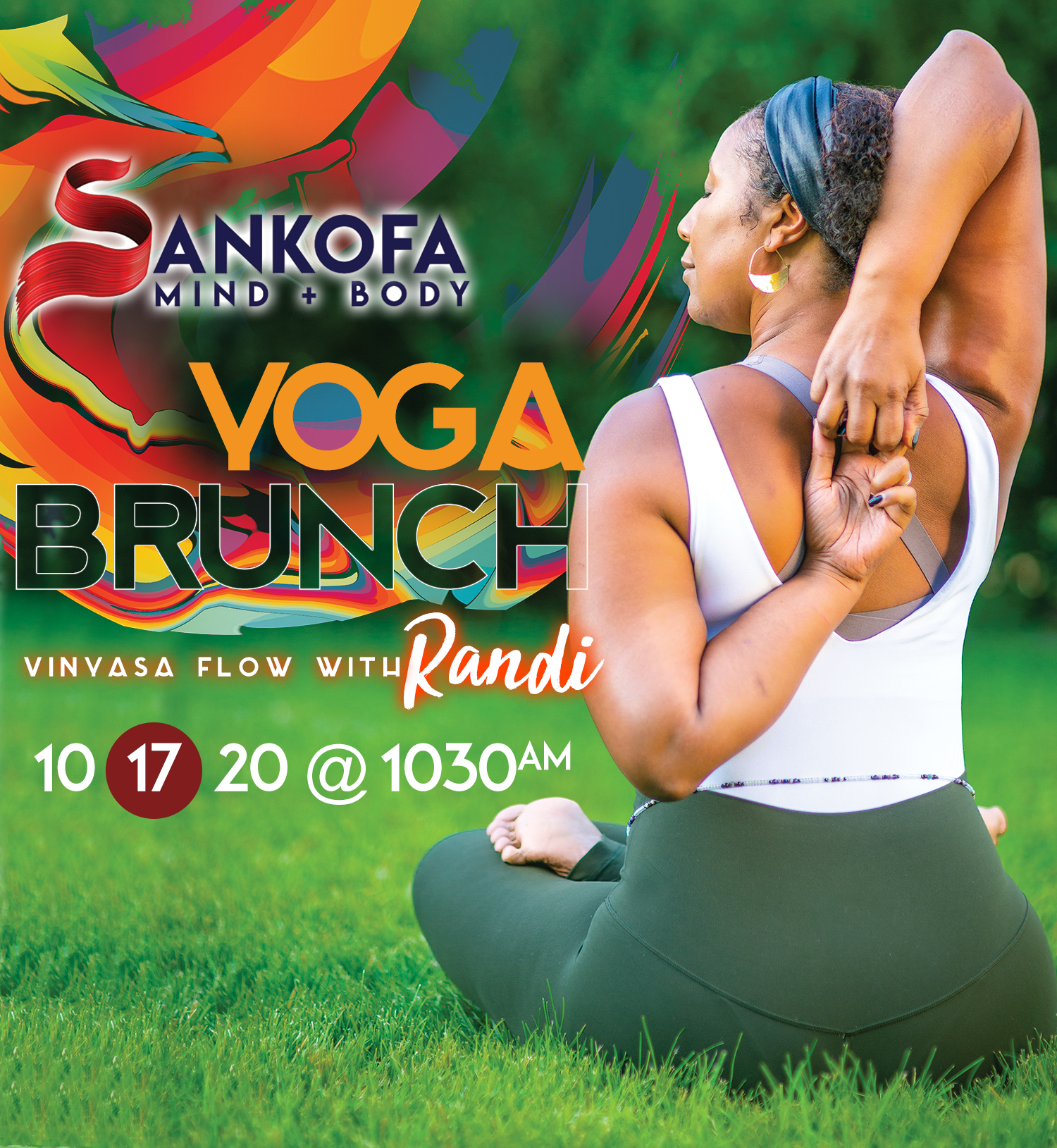 October Season End Yoga Brunch